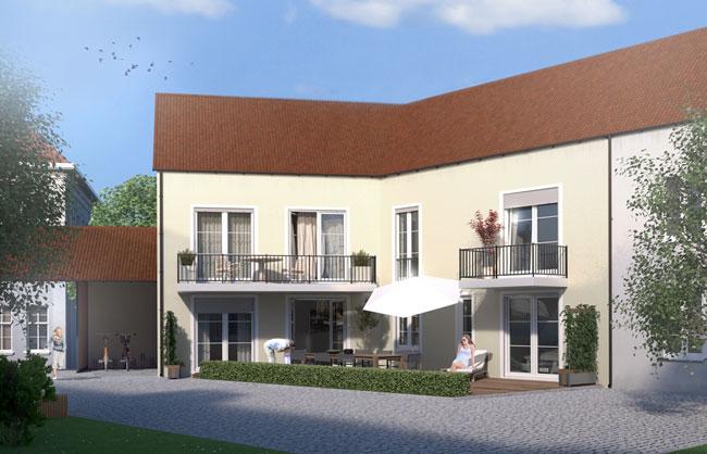 Stadthaus Zacher Vorschau